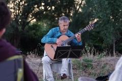 le guitariste Nadir SaKhri.