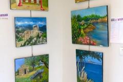 Exposition Pachao Soleil 2017 à Gallician