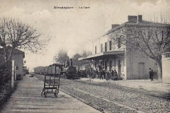 01_Gare d_Aimargues_mise en service en 1868