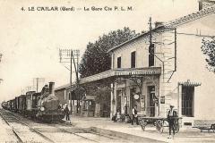 04_Gare du Cailar en 1928