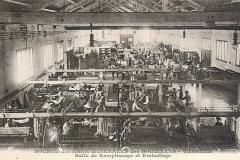 03_Salle de remplissage vers 1910-1920