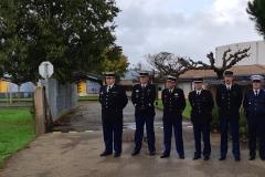 01 Hommage  Colonel Arnaud Beltrame