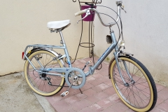 Ancien mini-vélo rénové