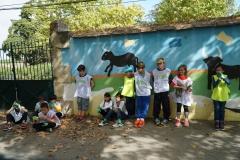 Ecole de Franquevaux  Nettoyons la nature
