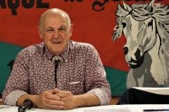 Alain Lyon président de Lou Cosaque