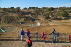 vue générale circuit Moto Club des Costières