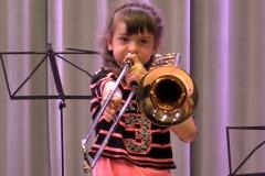 Concert des élèves de l'école de musique de Petite Camargue