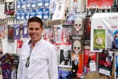 Julien Corompt, Président de Courant Scène 2016