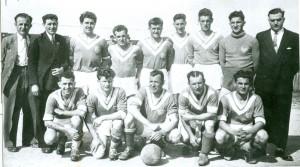L'équipe du FCV (1945-1950)