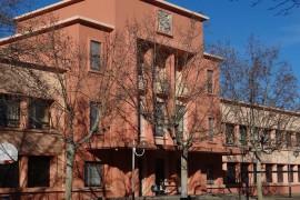 L'ancien collège Jean Macé en 2014