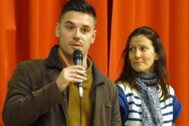 Ludovic Arbrun, conseiller municipal délégué
