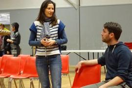 Sophie Ressouche, Erik Fretel