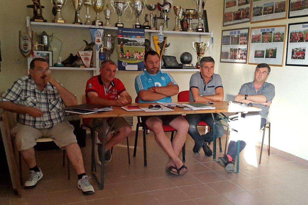 Le Gallia Club De Gallician Le Club De Foot Qui Monte