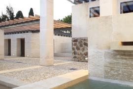 Musée des Vins à Patrimonio (Haute-Corse) © PerraudinArchitecture