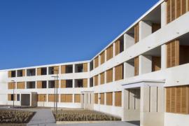 Logements sociaux à Cornebarrieu près de Toulouse © PerraudinArchitecture