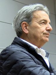 Alain Rubio, Président du 32ème concours d'abrivado