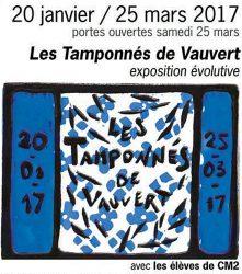 01_Expo_les tamponnés de Vauvert
