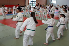 Judo avec Yoshiyuki Hirano