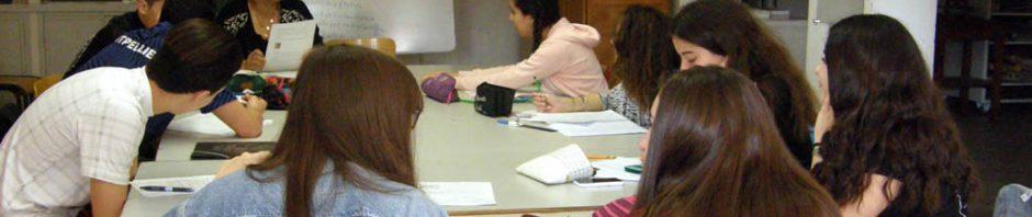 Vacances éducatives avec le Service Jeunesse de Vauvert