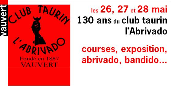 Exposition sur le marquis de Baroncelli @ Espace Jean-Jaurès à Vauvert