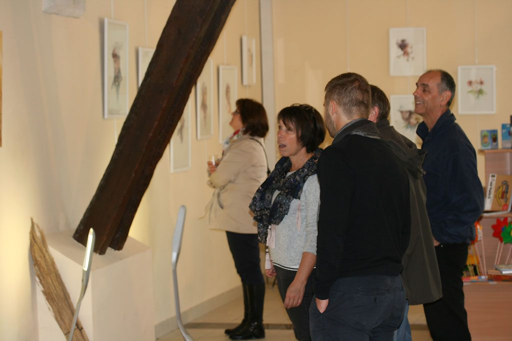 Exposition Patricia Casanova et Thierry Six @ Centre du Scamandre à Gallician