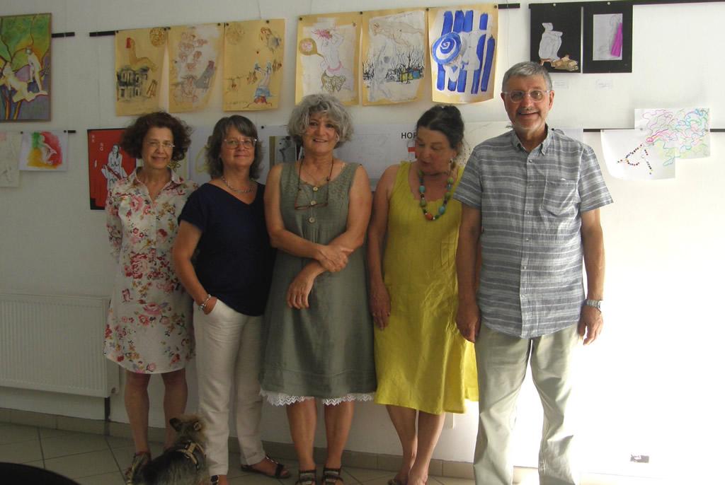 Gravures et dessins de nu au centre culturel R-Gourdon   V+ Petite Camargue