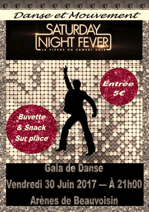 Gala de danse @ arènes de Beauvoisin