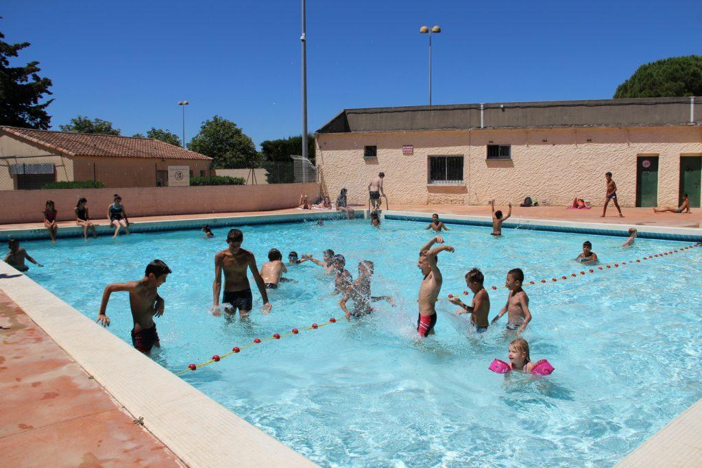 Vauvert du nouveau cet t pour la piscine municipale for Piscine municipale