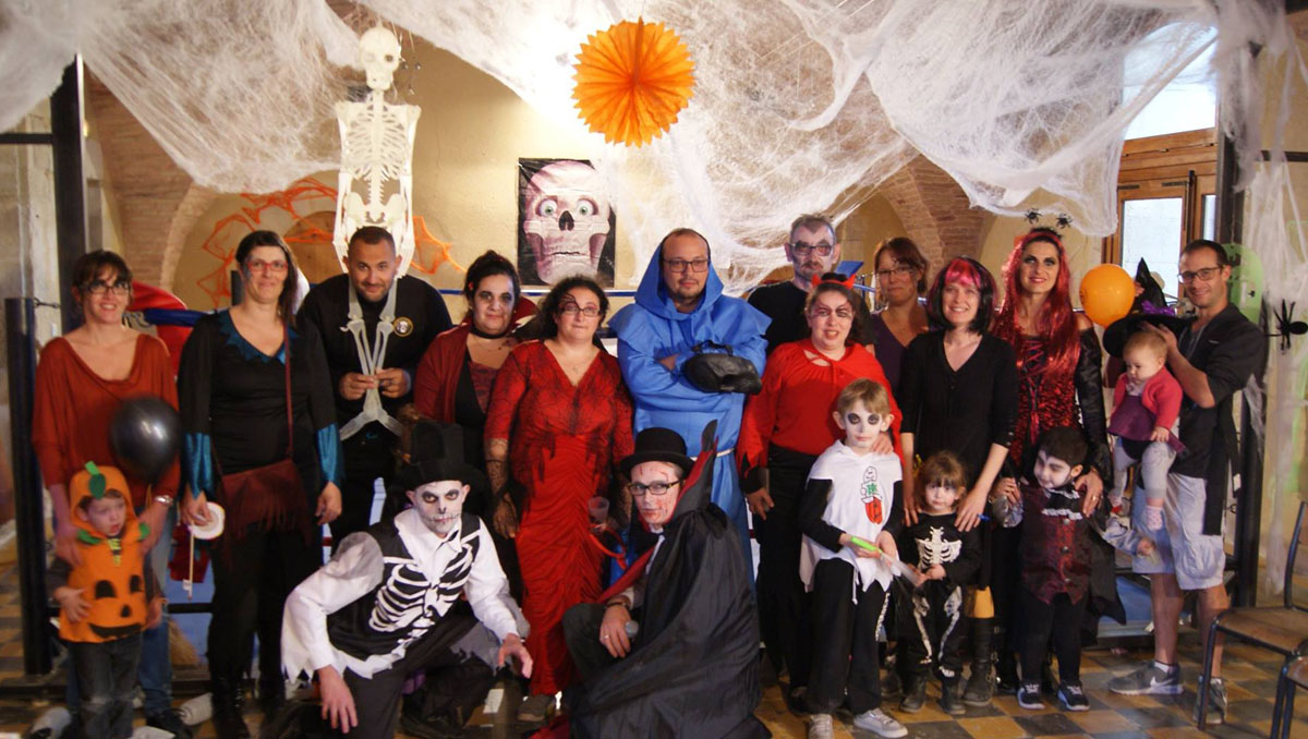 Halloween à APE Maternelle