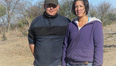 Andréa et Erwan élevage du Valaure