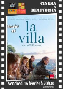 "cinema  ""la Villa"""