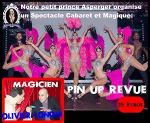 Repas Spectacle pour l'autisme @ Salle Bizet à Vauvert | Vauvert | Occitanie | France