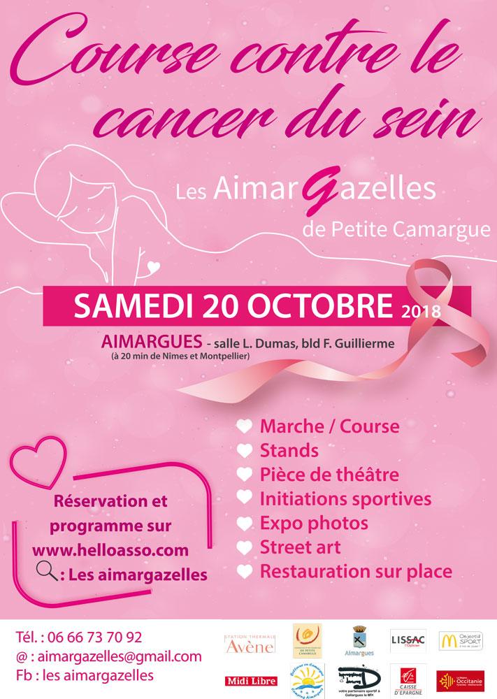 Course avec Aimargazelles @ Salle L. Dumas