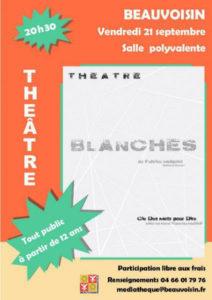 Théâtre à Beauvoisin @ BEAUVOISIN